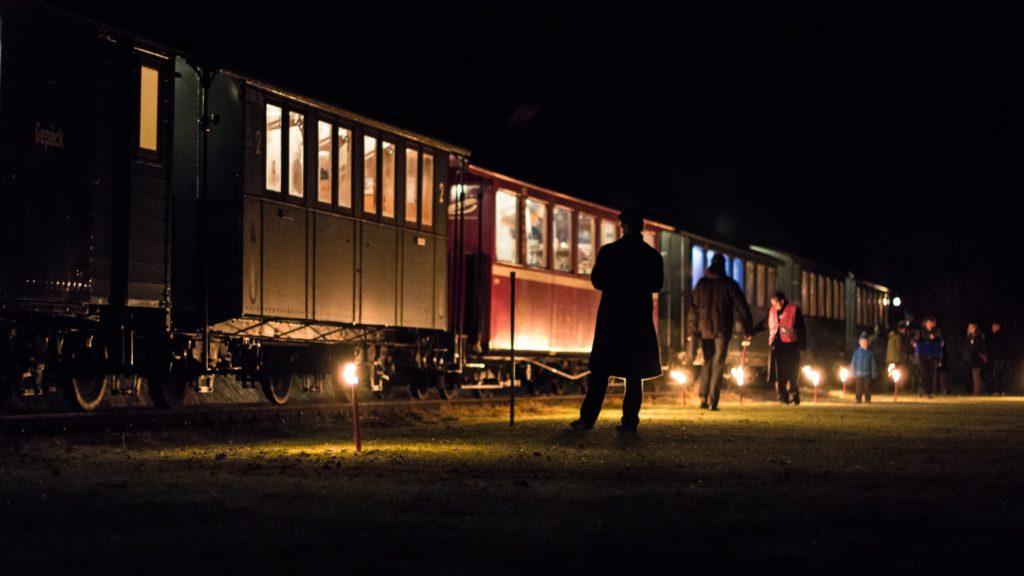 s'Öchsle - Silvester in der Eisenbahn 3