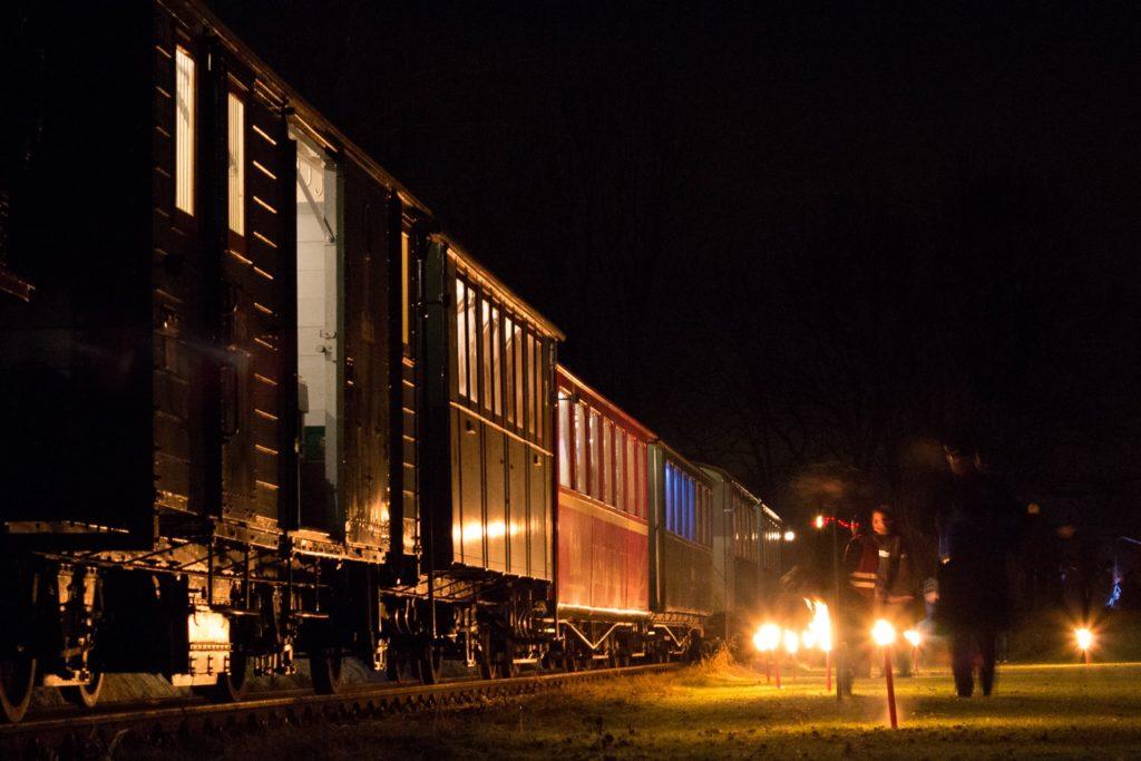 s'Öchsle - Silvester in der Eisenbahn 2