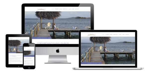 Make a Smile Media Website Webdesign – Achtsamkeit-Bechtold