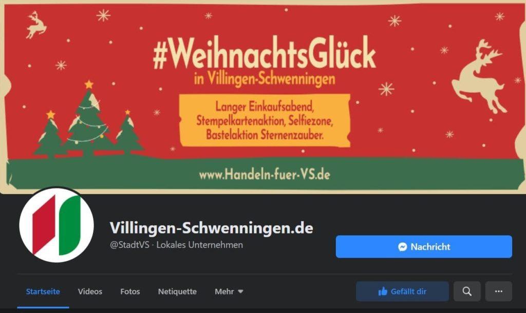 Weihnachtsglück Villingen-Schwenningen 2
