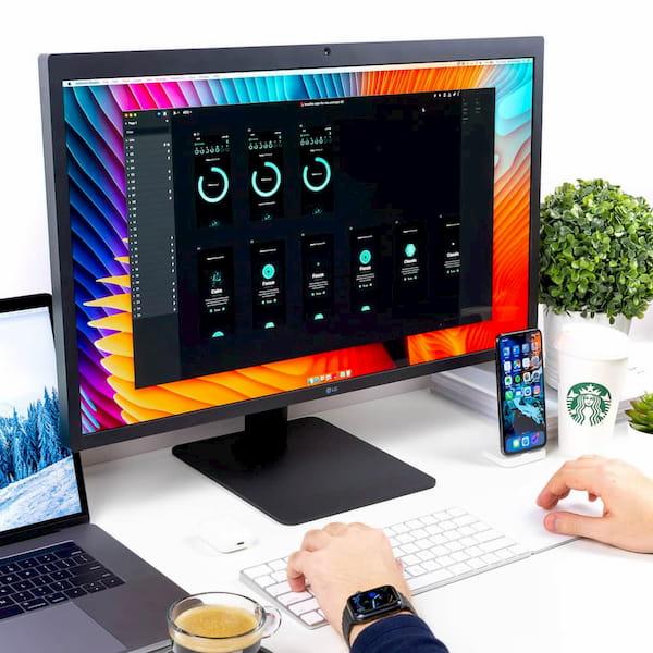 Webagentur und Webdesign Control Center - Make a Smile Media